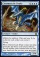 【日本語版】金属鱗のドレイク/Chromescale Drake
